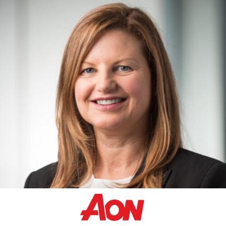 Lisa Henderson, MD, AON speaking at B2B marketing conference in sydney australia 2020
