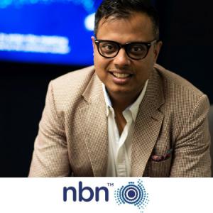 Marmik Vyas CMO NBN b2b marketing conference sydney australia 2020