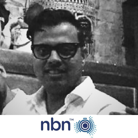 Marmik Vyas CMO NBN b2b marketing conference sydney australia 2020