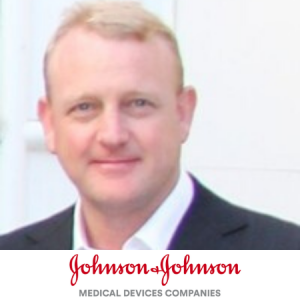 Paul Griebel CMO Johnson and Johnson Medical at Marketing Conference in Sydney Australia 2020