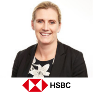 Rachael Rankin - HSBC CMO - at B2B Marketing Conference in Sydney Australia in 2020