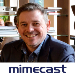 Daniel McDermott Mimecast B2B Marketing Conference Sydney Australia 2020