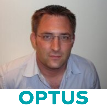 David Hadlow Optus B2B Marketing Conference Sydney Australia 2020
