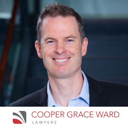 James Rimmer Cooper Grace Ward Lawyers B2B Marketing Conference Sydney Australia 2020