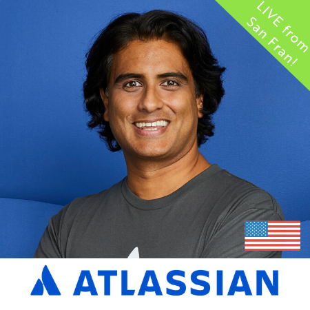 Robert Chatwani -Atlassian-B2B Marketing Conference 2020