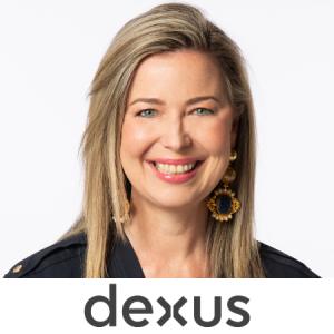 Reachelle Inman Dexus b2b marketing conference Sydney Australia 2020