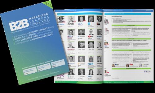 b2b marketing conference in sydney australia 2020