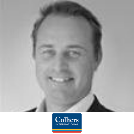 David Storey Colliers International b2b marketing conference sydney australia 2020