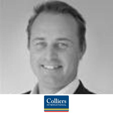 David Storey Colliers International b2b marketing conference sydney australia 2020