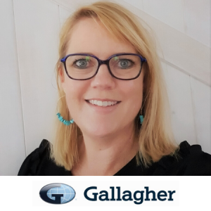 Linda Delphin Gallagher b2b marketing conference sydney australia 2020