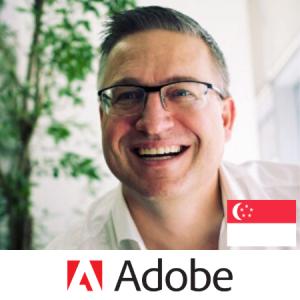 Nicholas Kontopoulos Adobe b2b marketing conference sydney australia 2020