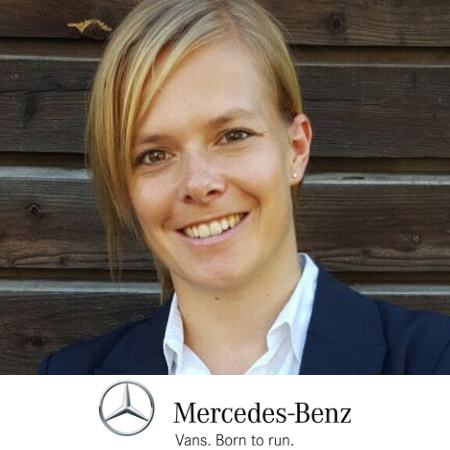 Sabine Wagner Mercedes Benz Network B2B Marketing Conference Sydney Australia 2020