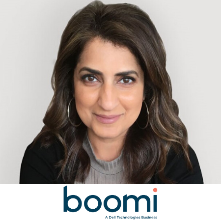 Tania Mushtaq Mercedes Dell Boomi B2B Marketing Conference Sydney Australia 2020