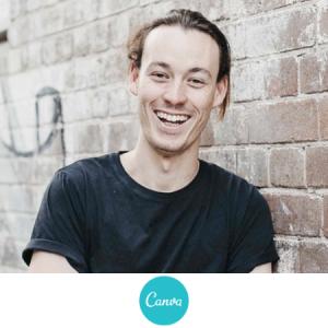 Zach Kitschke Canva b2b marketing conference sydney australia 2020