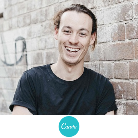 Zach Kitschke Canva b2b marketing conference sydney australia 2020