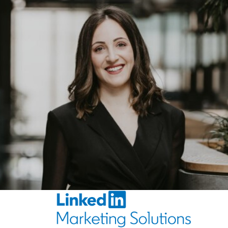 sarah tucker b2b marketing linkedin
