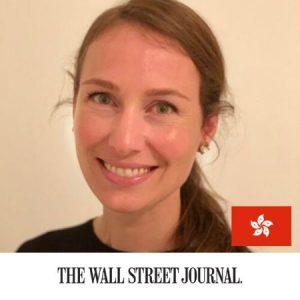 Julia Clyne cmo wall street journal b2b marketing hong kong 2020