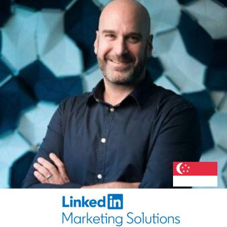 Assaf Tarnopolsky Marketing LinkedIn Singapore Asia B2B Conference Asia 2020