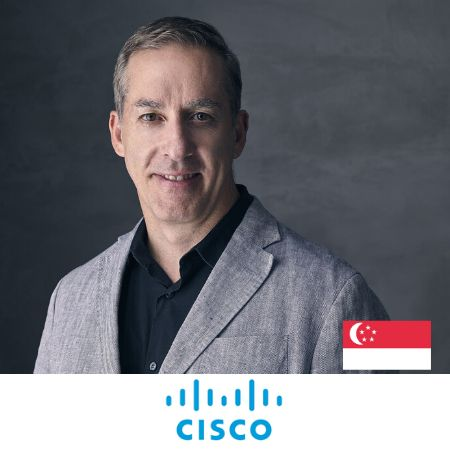 Mark Phibbs CMO VP Marketing Cisco Asia Pacific b2b conference 2020