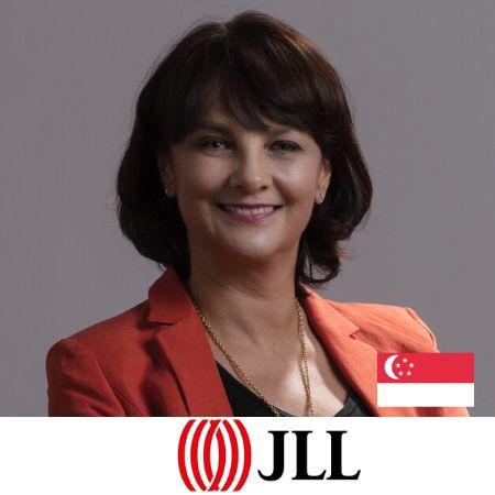 Nicole Worthington cmo jll asia b2b marketing conference 2020