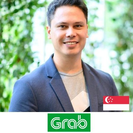 Pete Nuchanatanon marketing grab b2b event singapore asia