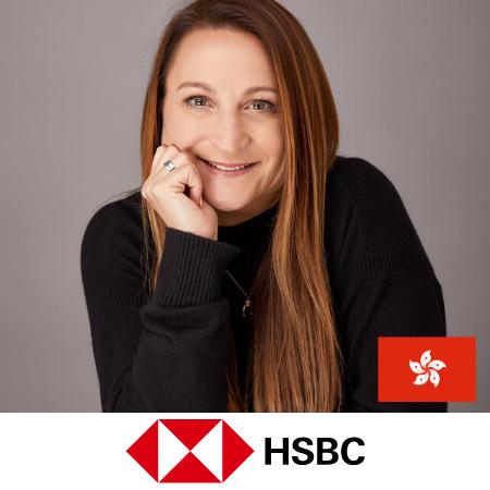 Tricia Weener cmo hsbc b2b marketing hong kong 2020