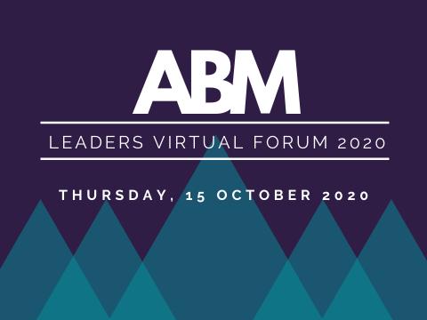 ABM Leaders forum 2020