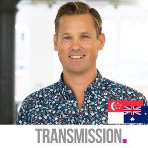 John Massey Asia Pacific Japan Australia Transmission ABM Agency Event
