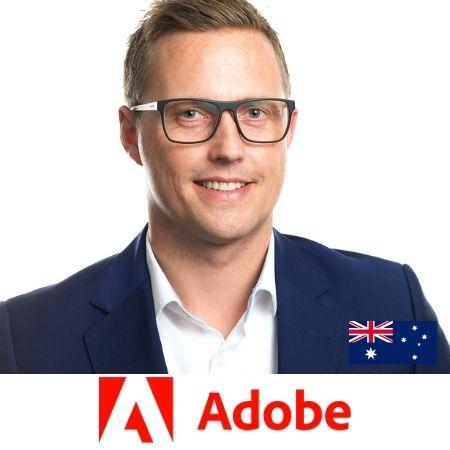 Nick Dennis Adobe B2B Conference 2020