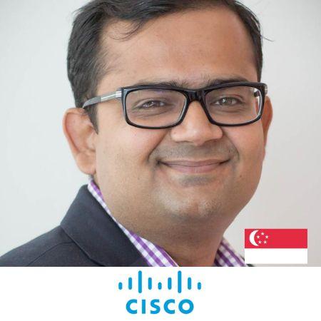 Rashish Pandey Director of Marketing Cisco B2B Marketing Conference Singapore