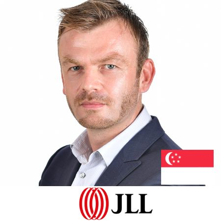 Ross Ballantyne corporate marketing jll singapore abm event australia