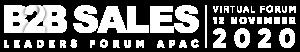 b2b sales leaders forum in sydney australia and asia virtual 2020