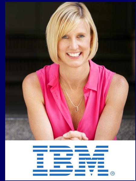 Jodie Sangster CMO IBM at B2B Marketing Conference Sydney Australia 2020