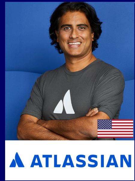 Robert Chatwani Global CMO Atlassian B2B Marketing Leaders Conference Sydney