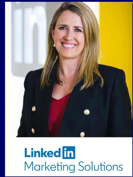 Prue Cox - LinkedIn - B2B Marketing Leaders Forum APAC 2020 October 27