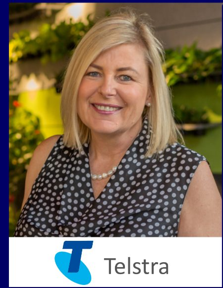 Gretchen Cooke - Telstra - Sales Leaders Virtual Forum 2020