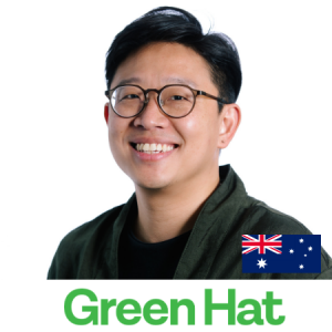 Shawn Low Green Hat ABM strategy and implemenation sydney australia conference singapore and asia