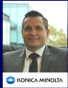 Dean Hosking - Konica Minolta - B2B Sales leaders Forum APAC 200