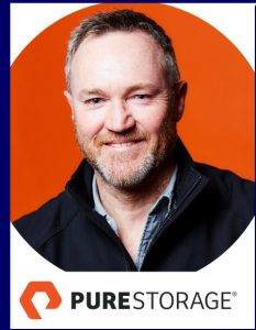 Jeff Sheard Pure Storage B2B Sales Leaders Virtual Forum 2020