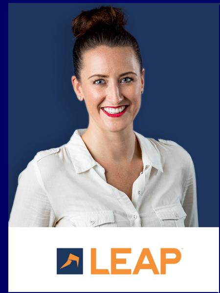 Alexandra Steadman cmo leap legal b2b marketing