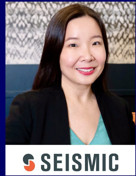 Iris Chan - CMO - Seismic - B2B SALES LEADERS FORUM