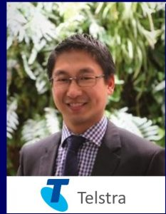 Kevin Teoh - Telstra - B2B Sales Leaders