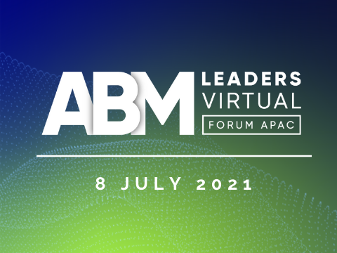 Account Based Marketing ABM Conference in Australia, Singapore, Hong Kong, Asia Pacific 20221