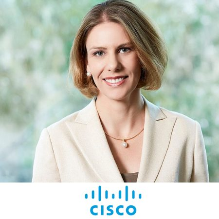 Karen negus md cisco former cmo at b2b marketing conference in sydney australia 2021