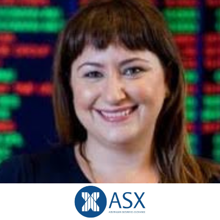 Liz Towler, GM Marketing, ASX, B2B Conference in Sydney Australia 2021