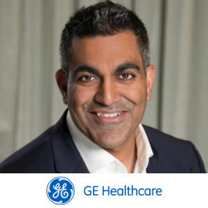 Amit Yadav cmo ge healthcare speaking at b2b marketing conference in sydney 2021