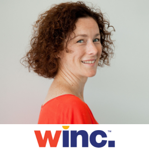 linda reid, cmo at winc speaking at b2b marketing confeence in sydney in may 2021