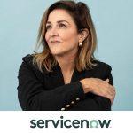 Debora Sutton, CMO, Service now speaking at b2b marketing conference in sydney australia 2021