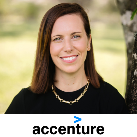 Helen Nicholas head of ABM at Accenture