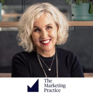 Mari Kauppinen the marketing practice speaking on abm at asia conference for b2b cmo